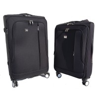 SET TROLLEY POLIESTERE  BX BY LUIGI BENETTON 4R 102