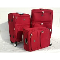 SET TROLLEY POLIESTERE 4R 104 BX BY LUIGI BENETTON