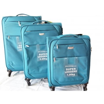 SET TROLLEY NYLON SUPER LIGHT 4R YY COVERI